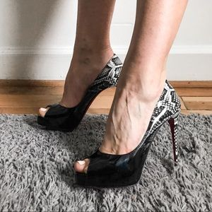 Louboutin New Very Prive Degrade